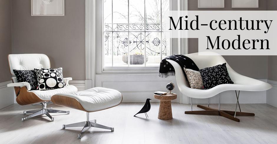 Phong cách thiết kế nội thất Cận hiện đại - ảnh 1