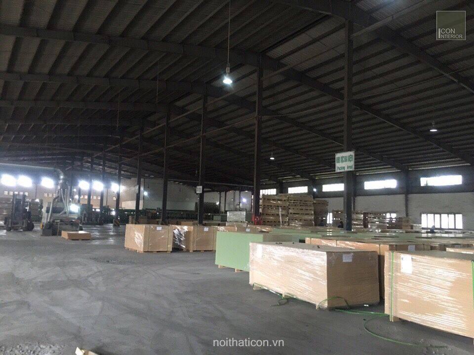 nhà máy mdf