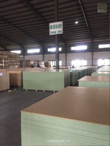 nhà máy mdf - gỗ công nghiệp mdf