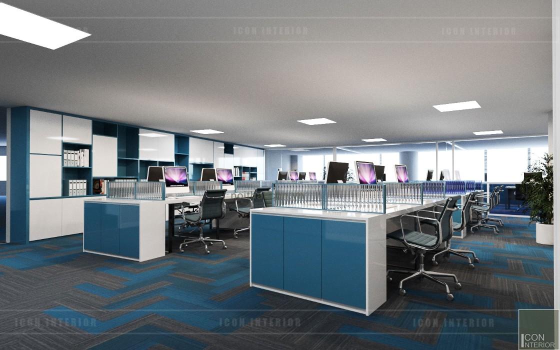 Tư vấn thiết kế nội thất văn phòng công ty