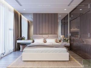 thiết kế căn hộ 1 phòng ngủ 7