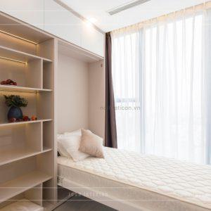 thi công nội thất hiện đại - phòng ngủ 5