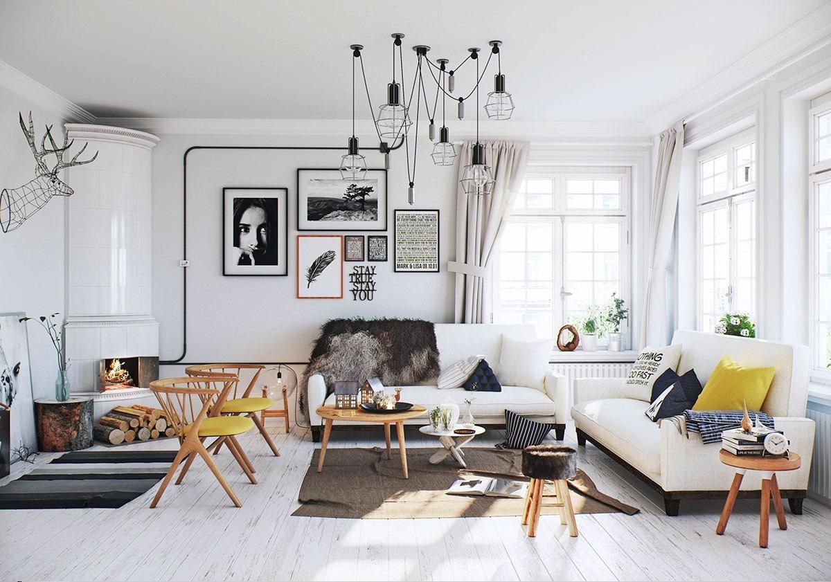 thiết kế nội thất cho người mệnh Kim 6