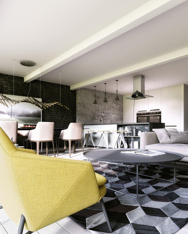thiết kế nội thất cho người mệnh Kim 8