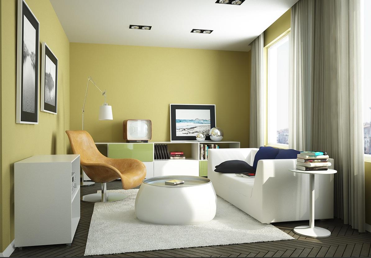thiết kế nội thất cho người mệnh Kim 4