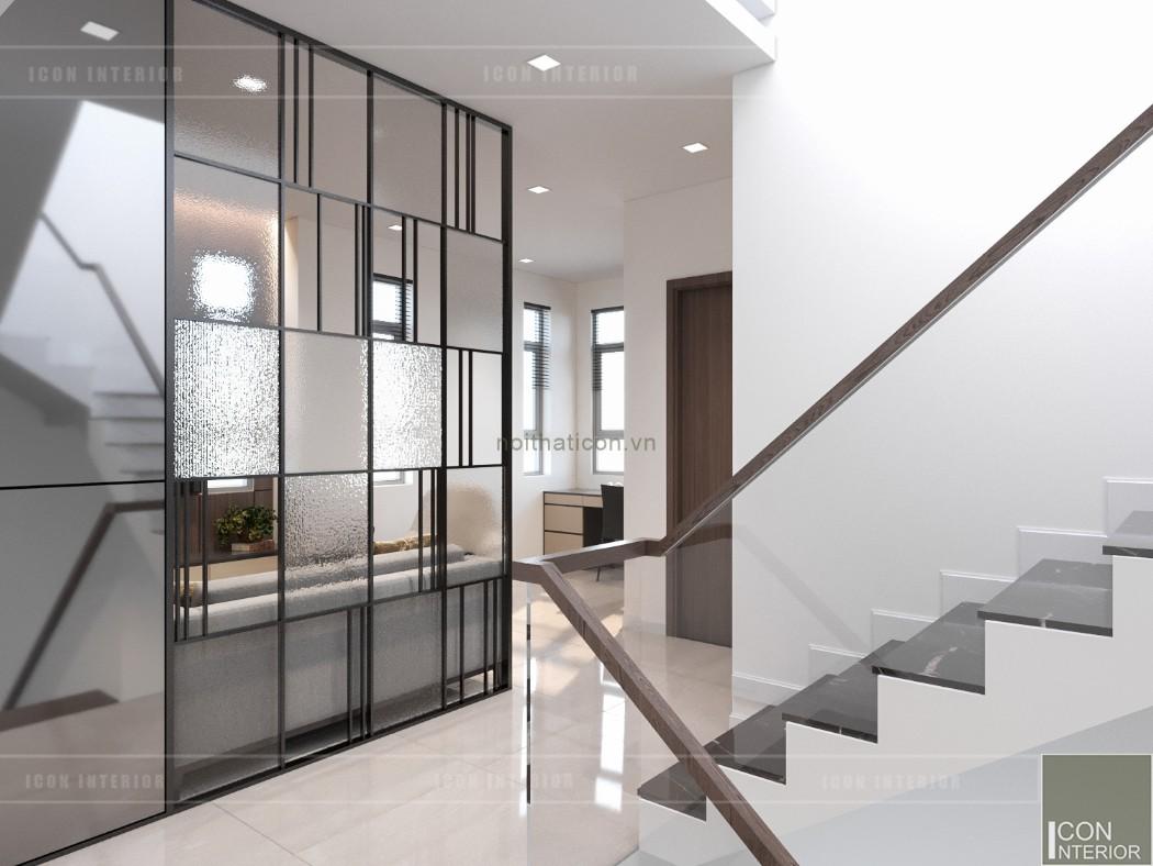 phong cách hiện đại trong thiết kế nội thất - tầng 1