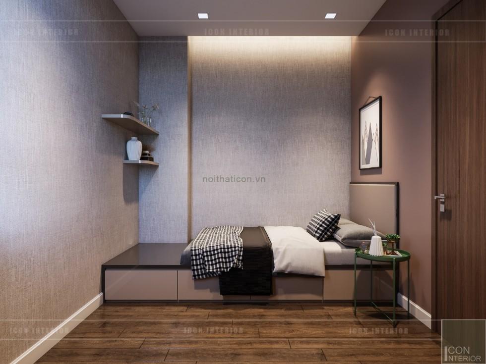 phong cách hiện đại trong thiết kế nội thất - phòng gia nhân