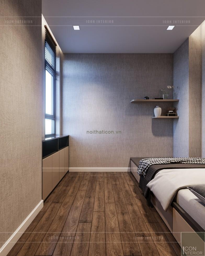 phong cách hiện đại trong thiết kế nội thất phòng gia nhân