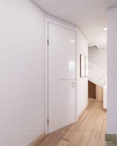 thiết kế nội thất spa hiện đại - phòng vệ sinh 1