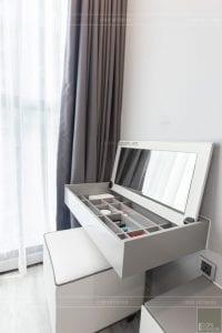 thi công nội thất căn hộ 2 phòng ngủ - phòng ngủ master 7