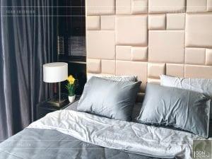 thi công nội thất trần anh riverside - phòng ngủ master 3