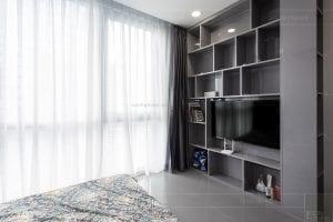 căn hộ 4 phòng ngủ vinhomes central park - thi công phòng ngủ 7