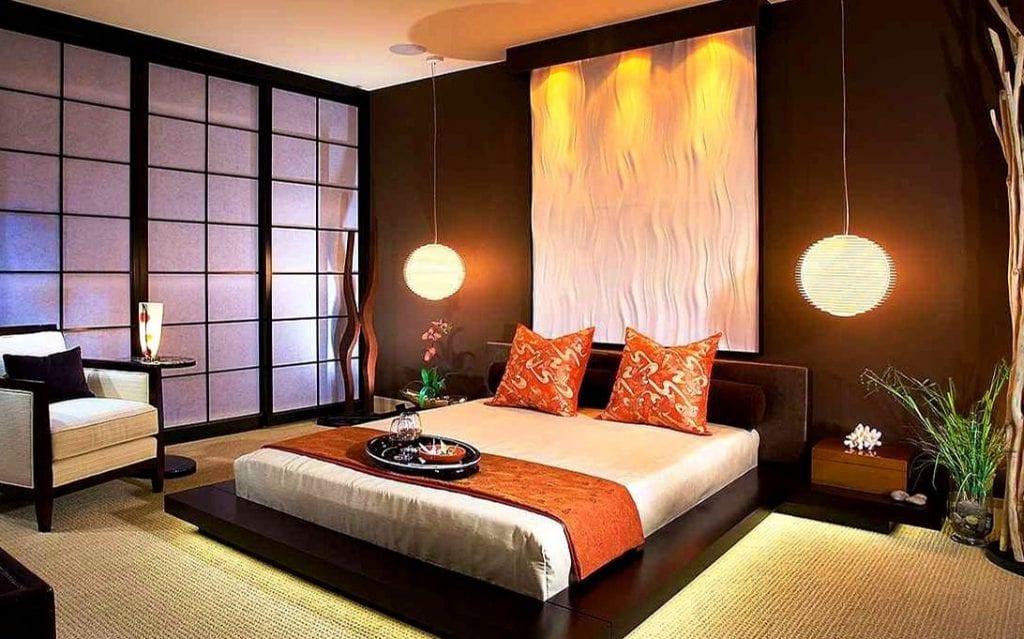Vải tự nhiên phong cách Zen thiền mềm mại