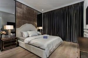 nội thất biệt thự tân cổ điển - phòng ngủ 6