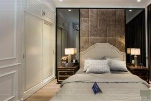 nội thất biệt thự tân cổ điển - phòng ngủ 7
