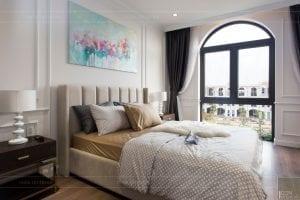 nội thất biệt thự tân cổ điển - phòng ngủ 3