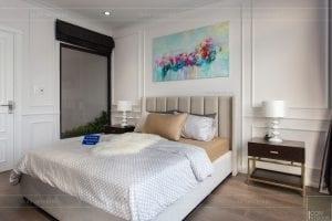 nội thất biệt thự tân cổ điển - phòng ngủ 4