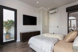 nội thất biệt thự tân cổ điển - phòng ngủ 5