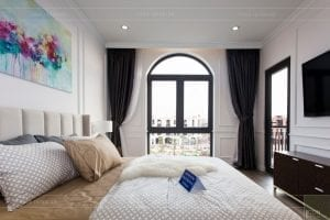 nội thất biệt thự tân cổ điển - phòng ngủ 2