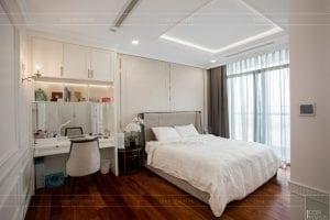 phong cách nội thất tân cổ điển - thiết kế phòng ngủ 2