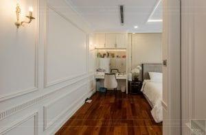 phong cách nội thất tân cổ điển - thiết kế phòng ngủ 1