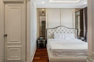 phong cách nội thất tân cổ điển - thiết kế phòng ngủ master 1