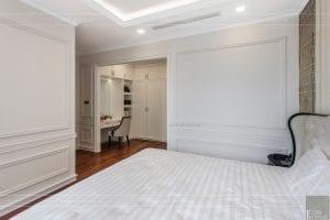 phong cách nội thất tân cổ điển - thiết kế phòng ngủ master 7