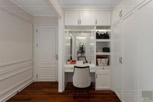 phong cách nội thất tân cổ điển - thiết kế phòng ngủ master 8