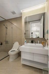 phong cách nội thất tân cổ điển - thiết kế phòng ngủ master 9