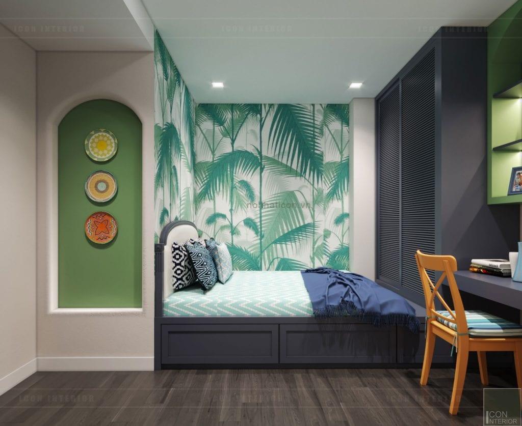 Phòng ngủ Địa Trung Hải