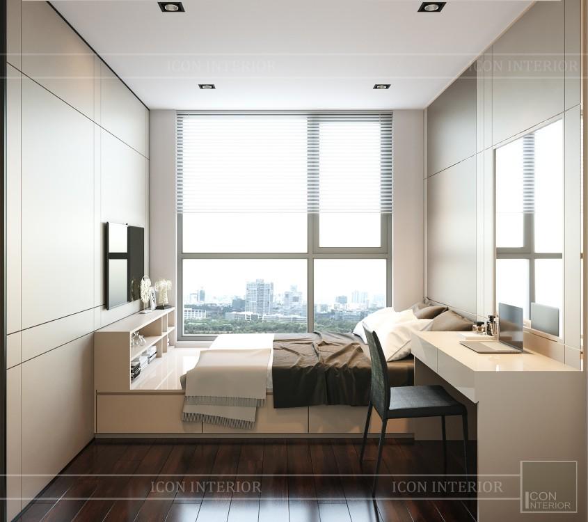 căn hộ masteri an phú quận 2 - phòng ngủ nhỏ
