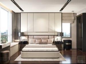 căn hộ masteri an phú quận 2 - nội thất phòng ngủ master