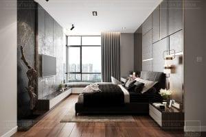 Phòng ngủ the nassim Thảo Điền