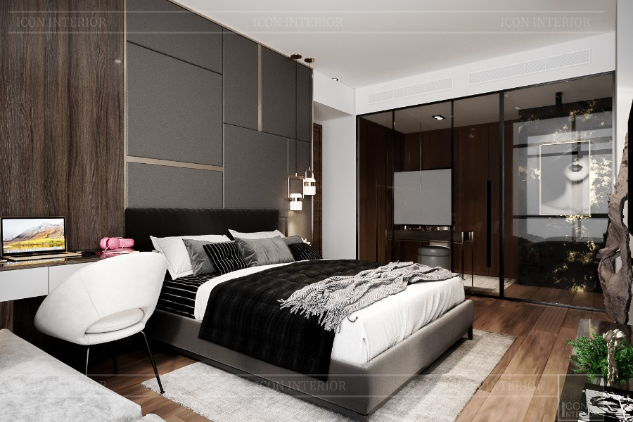 Ý tưởng thiết kế phòng ngủ đẹp