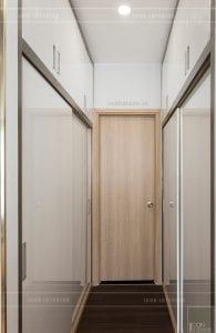 thi công căn hộ the sun avenue - phòng ngủ 7