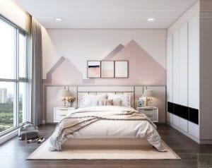 căn hộ estella heights - phòng ngủ bé gái 1