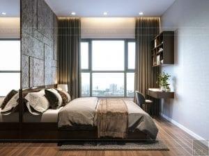 chung cư estella heights quận 2 - phòng ngủ nhỏ 1