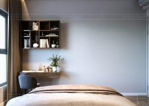 chung cư estella heights quận 2 - phòng ngủ nhỏ 3
