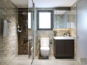 chung cư estella heights quận 2 - phòng tắm 2