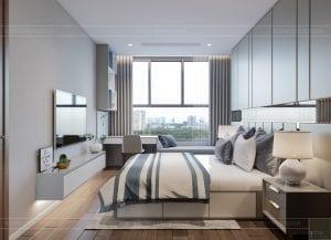 thiết kế nội thất hiện đại - phòng ngủ bé 3
