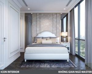 phong cách nội thất tân cổ điển pháp - phòng ngủ nhỏ 2