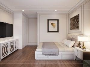 thiết kế sky villa landmark 81 - phòng ngủ 5