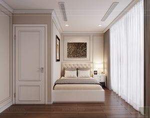 thiết kế sky villa landmark 81 - phòng ngủ 4