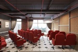 thiết kế nội thất văn phòng phong cách công nghiệp 10