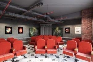 thiết kế nội thất văn phòng phong cách công nghiệp 12