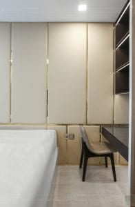 thi công căn hộ 1 phòng ngủ 50m2 - phòng ngủ 2