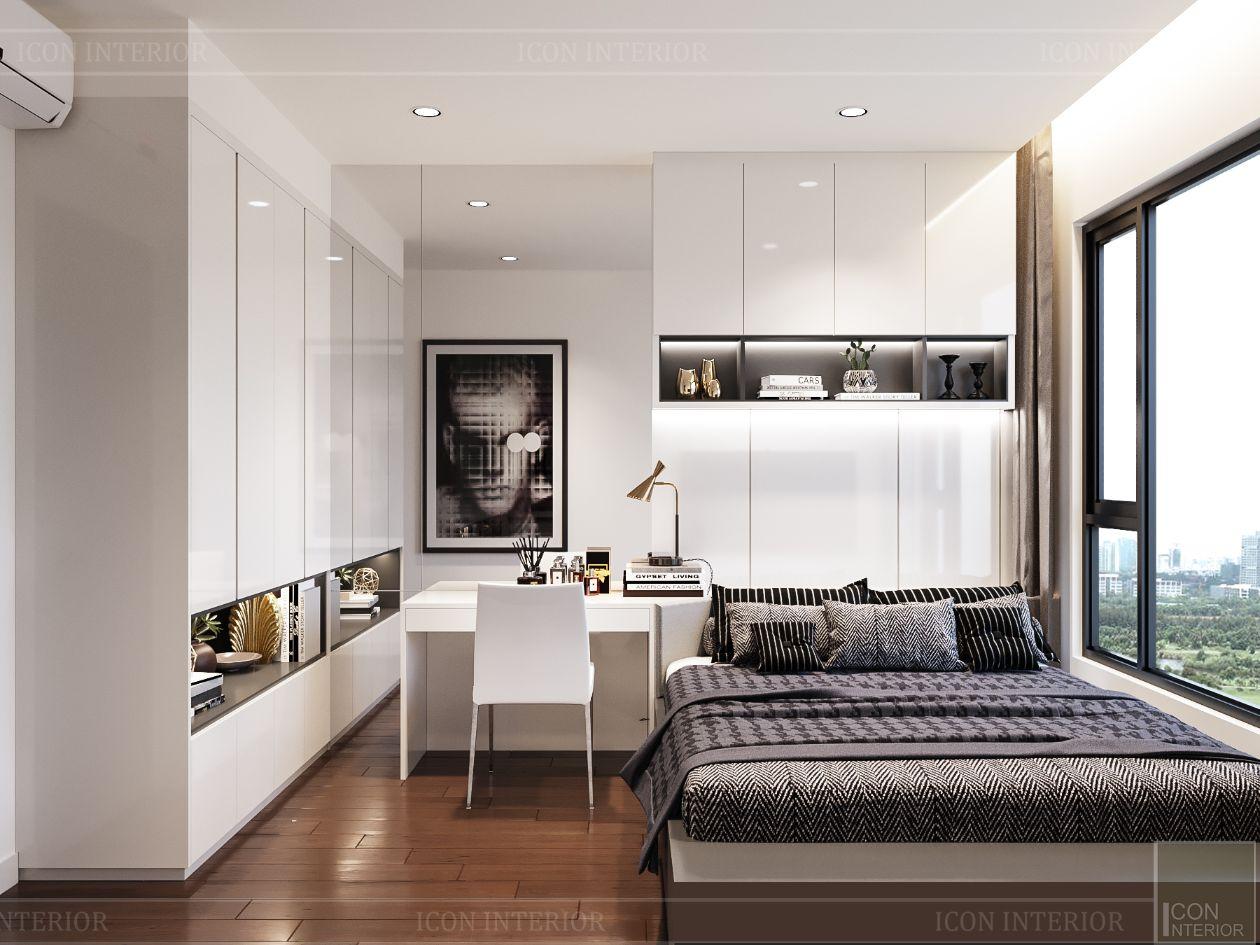 căn hộ estella heights 3 phòng ngủ - phòng ngủ nhỏ