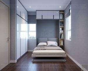 căn hộ richstar 3 phòng ngủ - phòng ngủ 6