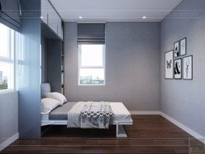 căn hộ richstar 3 phòng ngủ - phòng ngủ 7