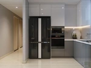 căn hộ richstar 3 phòng ngủ - phòng bếp 1